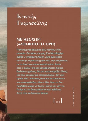 ΜΕΤΑΞΟΧΩΡΙ